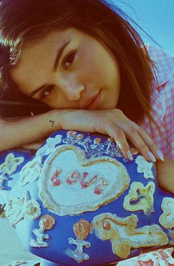 Selena Gomez, jamnik
