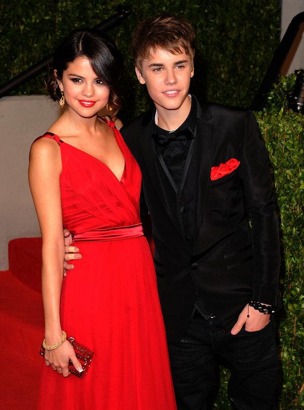 Selena Gomez, Justin Bieber