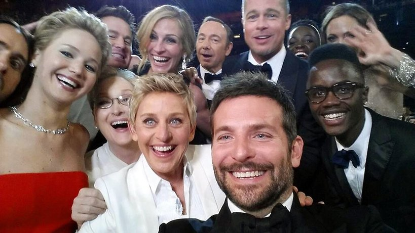 Selfie z Oskarów