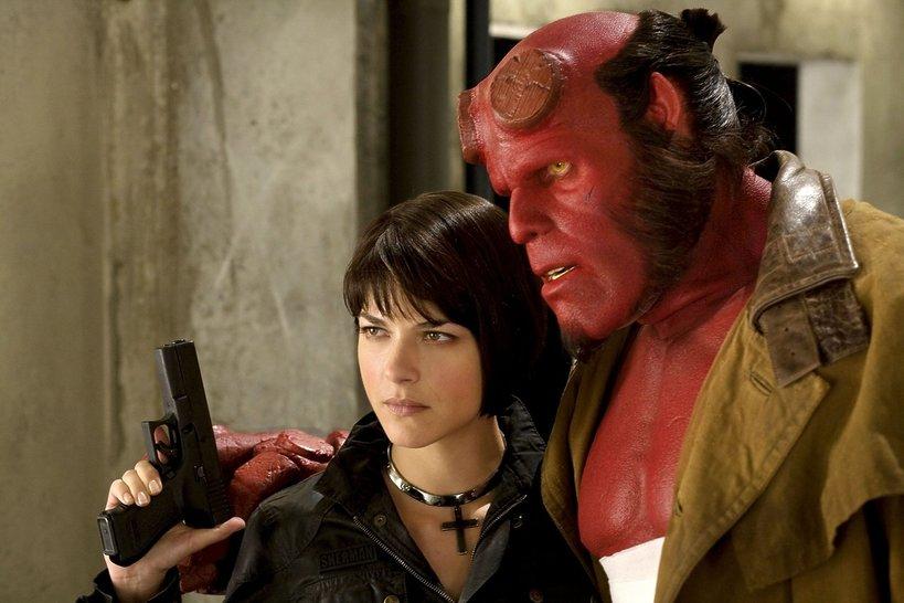 """Selma Blair w """"Hellboy 2"""""""