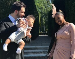 Serena Williams, Alexis Ohanian, córka Sereny Williams