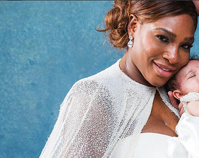 Serena Williams, ślub
