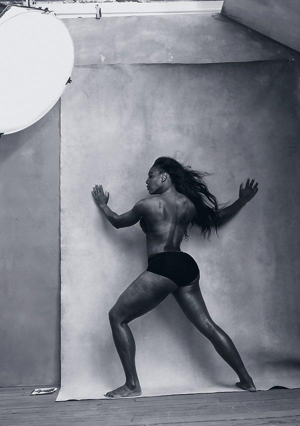Serena Williams w obiektywie Annie Leibovitz
