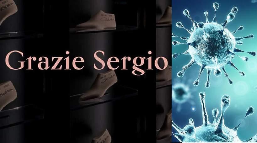 Sergio Rossi nie żyje, miał koronawirusa