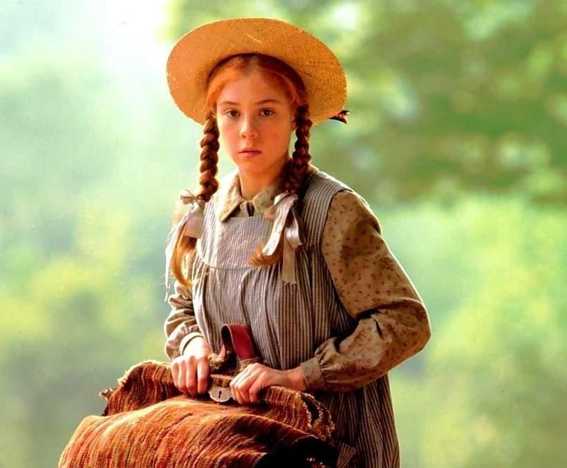 serial, Ania z Zielonego Wzgórza, 1985, Megan Follows