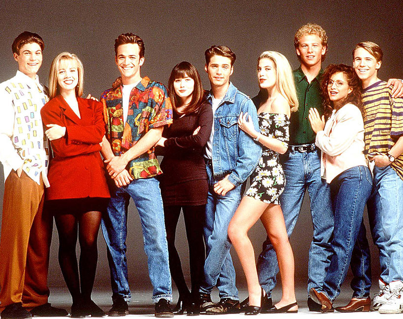 "serial ""Beverly Hills 90210"""