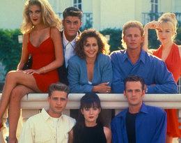 Shannen Doherty, Tori Spelling... Gwiazdy Beverly Hills 90210 żegnają Luke'a Perry'ego!