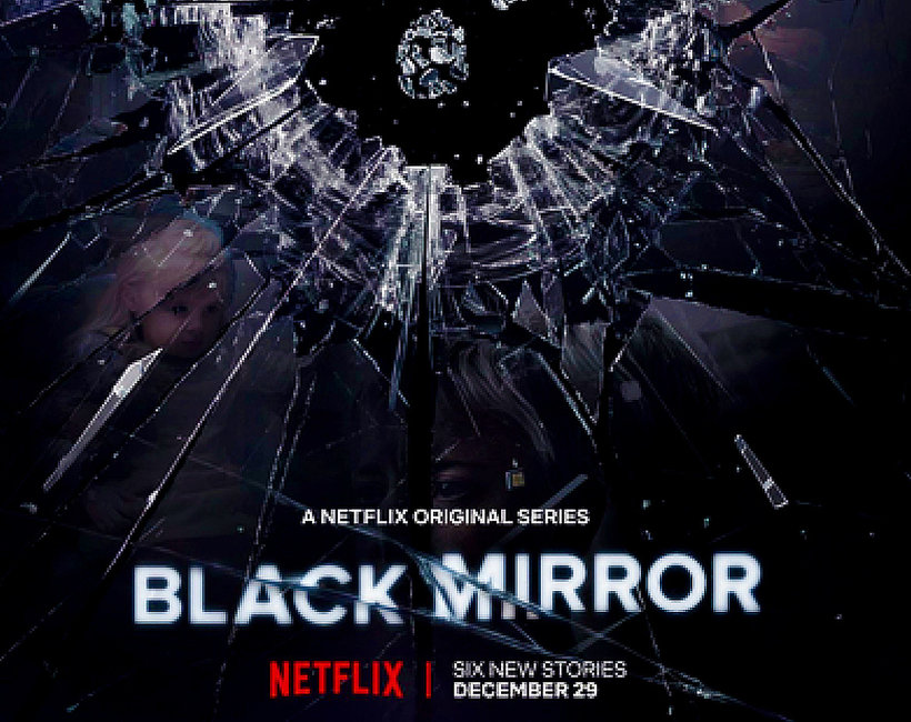 serial Black Mirror plakat