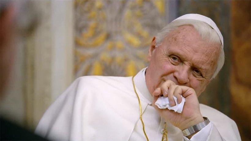 Serial Dwóch papieży