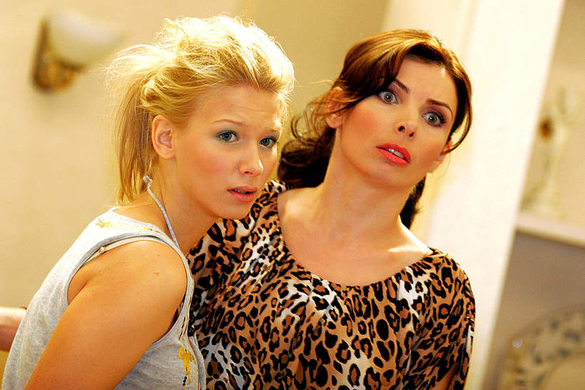 serial Niania, Agnieszka Dygant, Maria Maciejowska