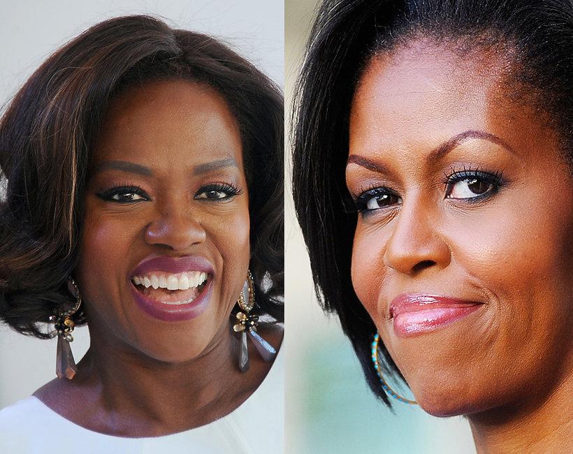 Serial Pierwsze damy, Michelle Obama, Viola Davis