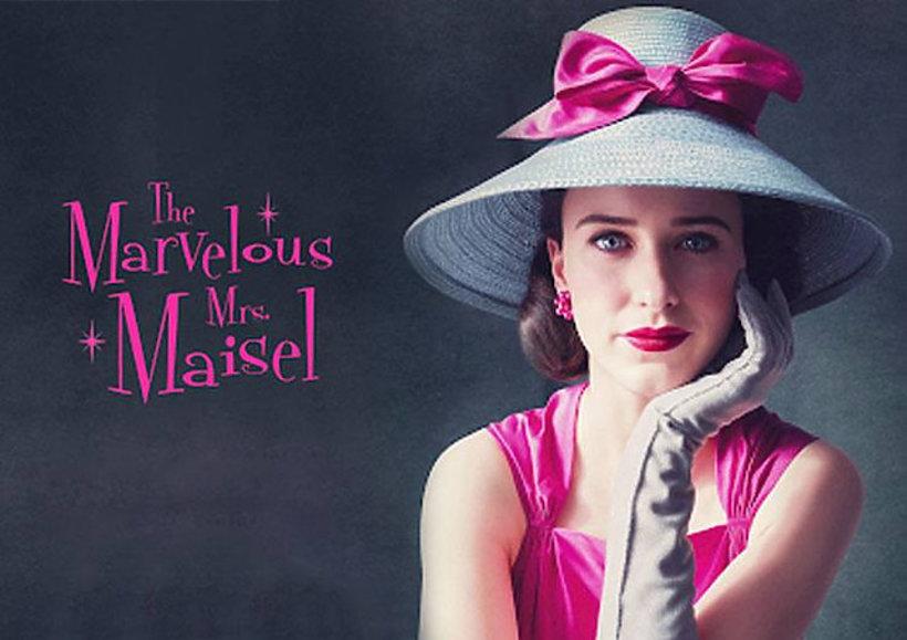serial Wspaniała pani Maisel