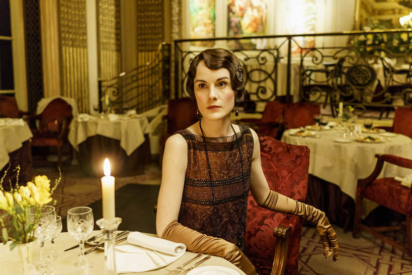 Seriale podobne do Bridgertonowie: Downton Abbey