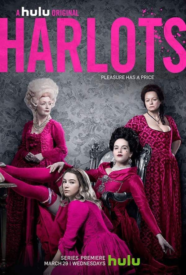 Seriale podobne do Bridgertonowie: Harlots