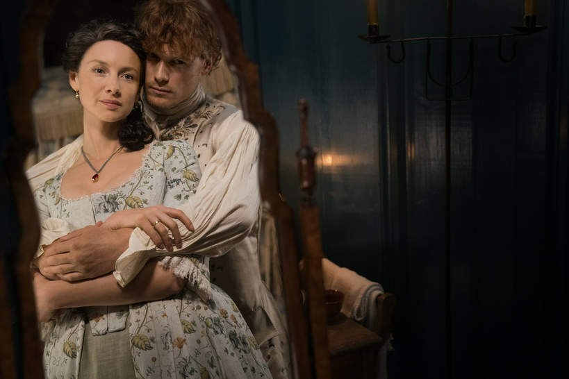 Seriale podobne do Bridgertonowie: Outlander