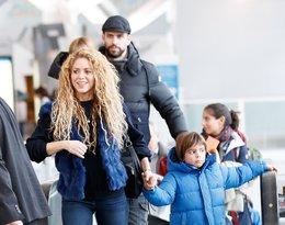 Shakira i Gerard Pique z synami