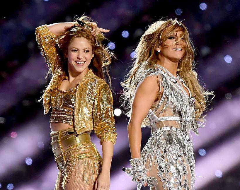 Shakira, Jennifer Lopez, Super Bowl 2020