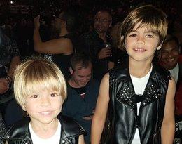 Shakira pokazała dzieci, synkowie Shakiry