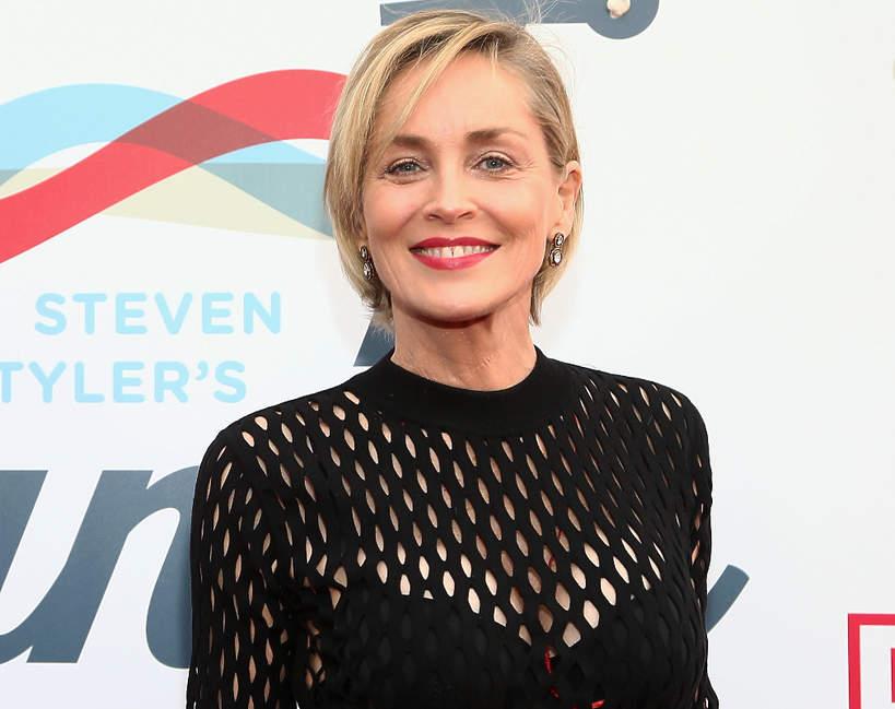Sharon Stone ma młodszego kochanka. Kim jest raper RMR?