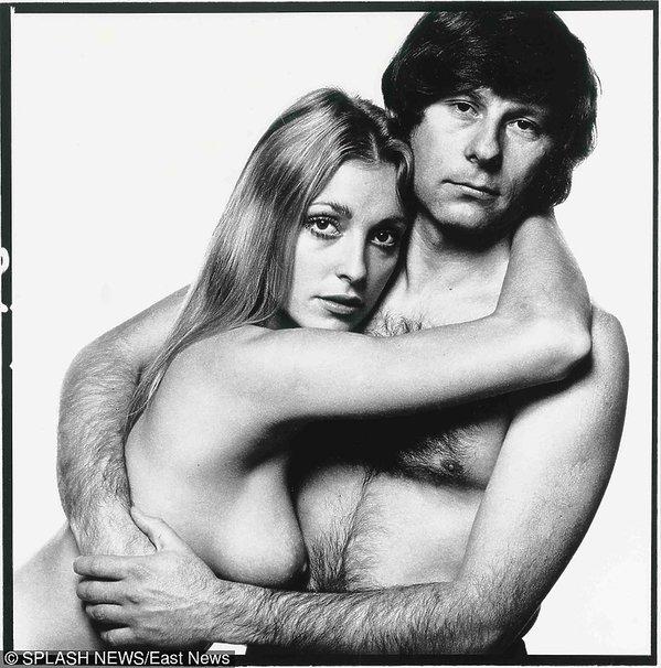 Sharon Tate i Roman Polański, wiosna 1969 rok