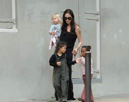 Shiloh Jolie-Pitt 2008 rok