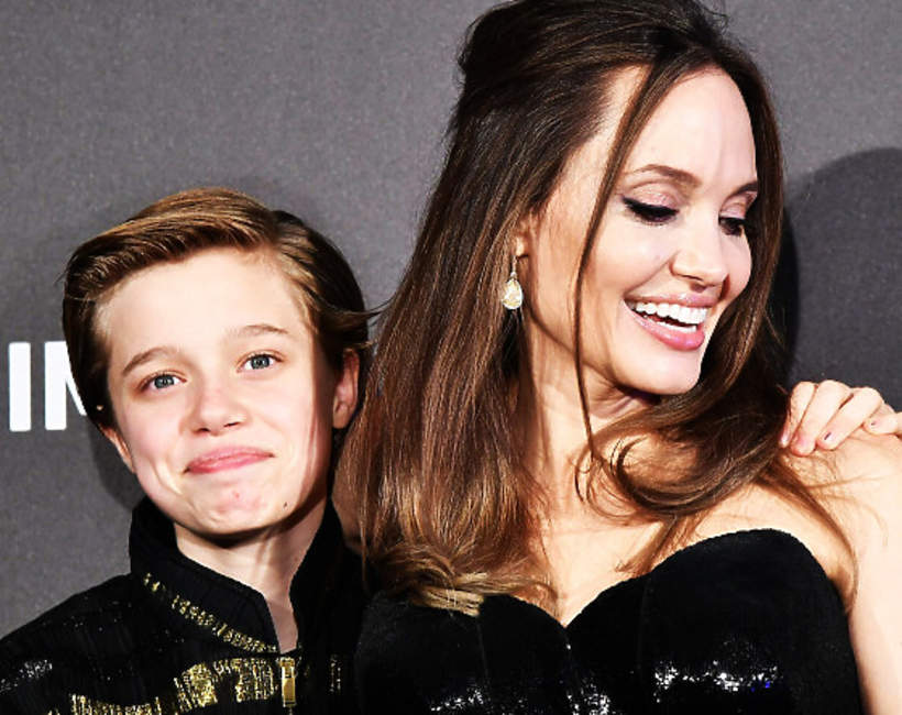 Shiloh Jolie-Pitt, Angelina Jolie, 2019 rok