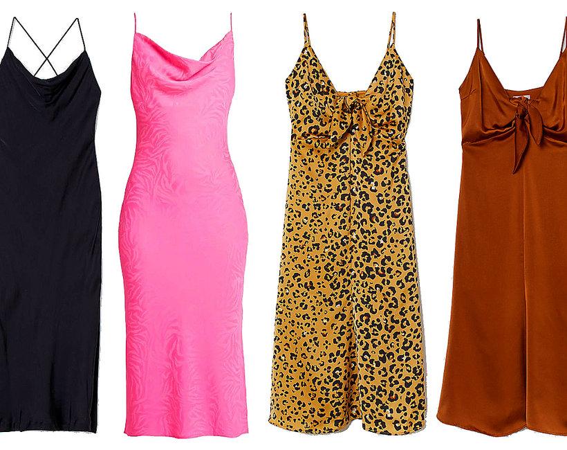 shopping, bieliźniane sukienki na lato 2019