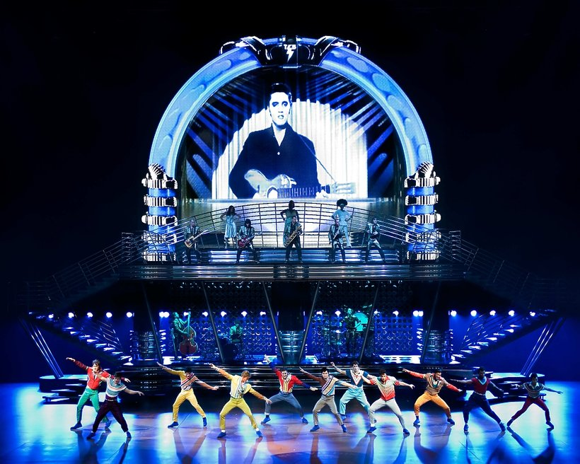 Show Cirque Du Soleil  w Las Vegas
