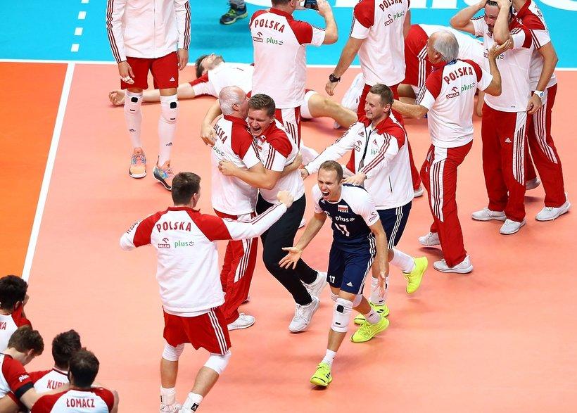 Siatkówka, polscy siatkarze
