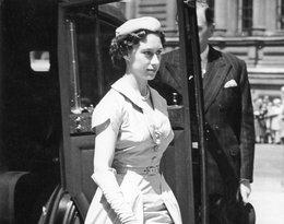 Siostra królowej Elżbiety II księżniczka Małgorzata