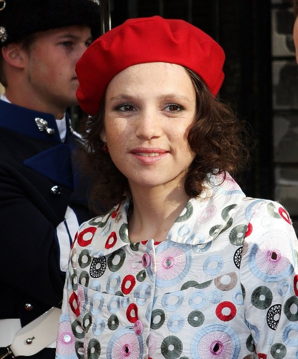 Siostra królowej Holandii, Inés Zorreguieta