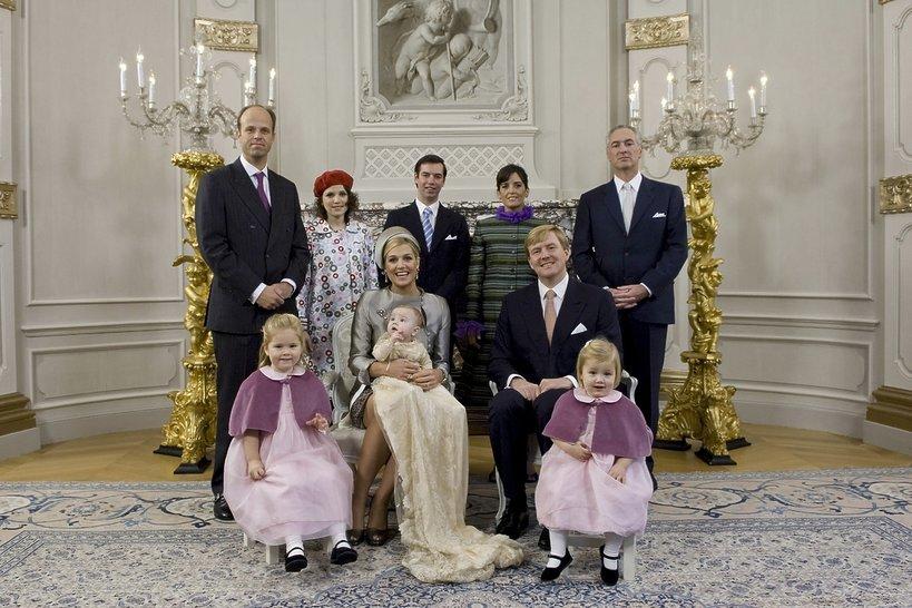 Siostra królowej Holandii popełniła samobójstwo, Ines Zorreguieta