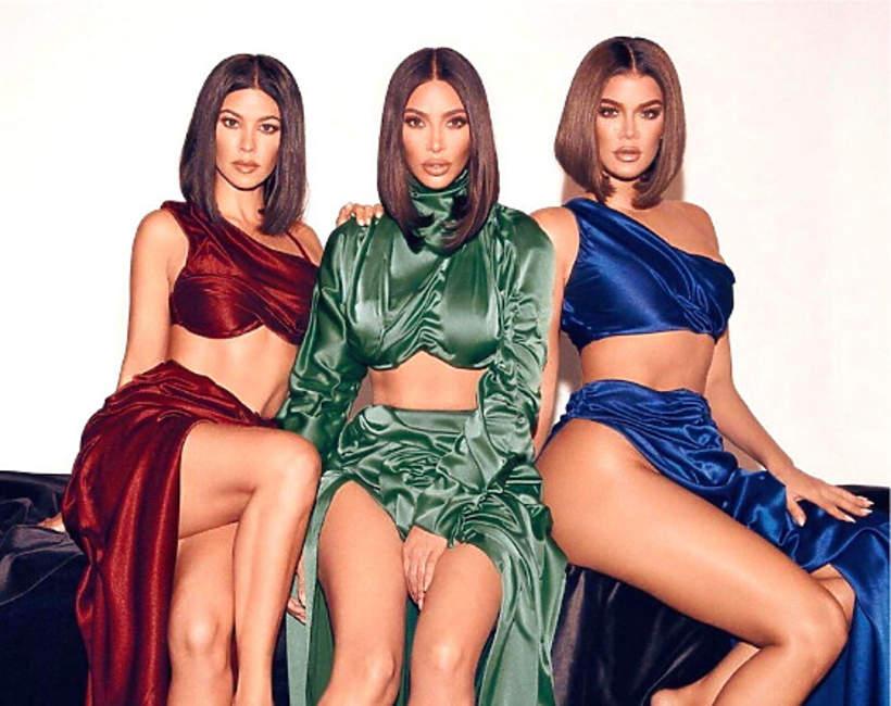 Siostry Kardashian