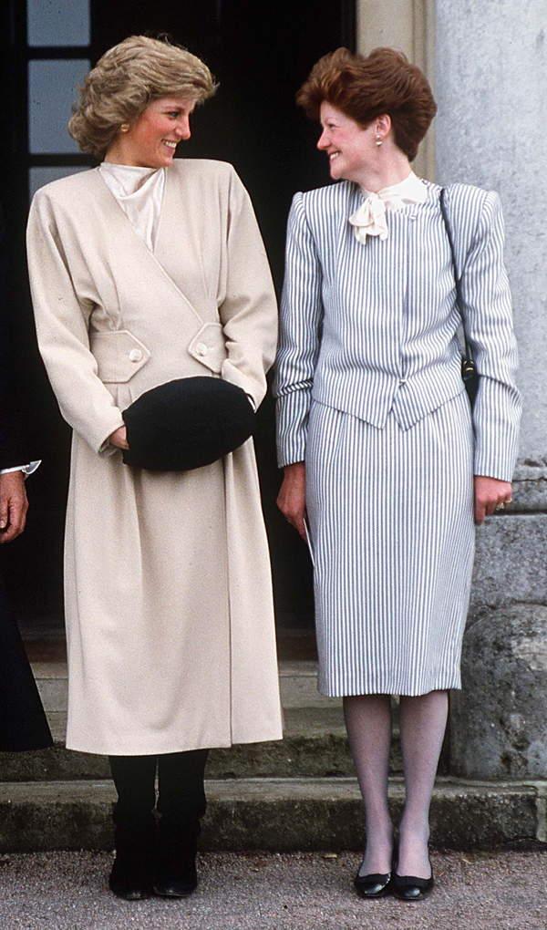 Siostry księżnej Diany: Lady Jane Fellowes, Sarah Spencer