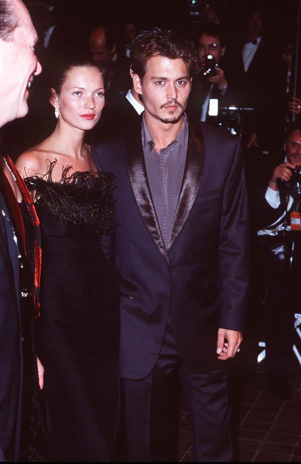 Skandaliczny związek lat 90.: Kate Moss i Johnny Depp