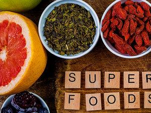 Składniki superfood