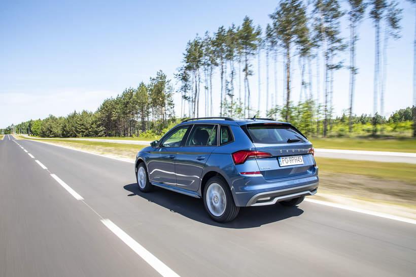 SKODA Kamiq - nowy SUV