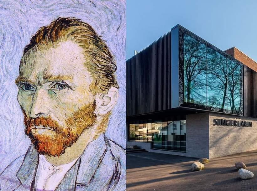 Skradziono obraz, Vincent van Gogh