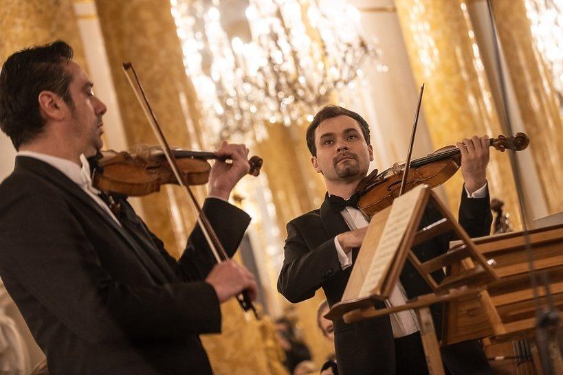 Skrzypce Stradivarius Polonia, Janusz Wawrowski