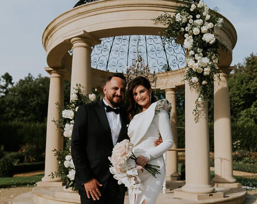 Ślub Agustin Egurrola