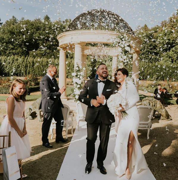 ślub Agustina Egurroli