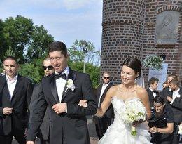 Ślub Anna Lewandowska i Robert Lewandowski