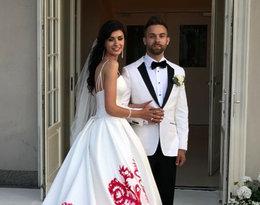 Ewa Mielnicka wyszła za mąż! Suknia ślubnaMiss Polski 2014 naprawdę robi wrażenie