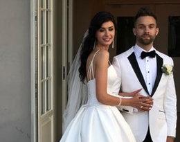 Ślub Ewy Mielnickiej, Ewa Mielnicka wzięła ślub