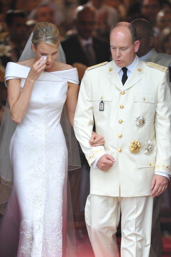ślub księcia Alberta, ślub księżnej Charlene Wittstock, królewski ślub Monako