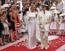 ślub księcia Alberta z Charlene Wittstock