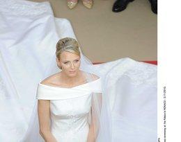 ślub księżnej Charlene Wittstock