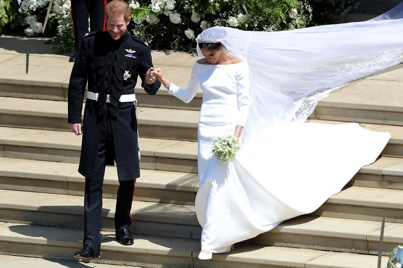 Ślub księcia Harrego i Meghan Markle