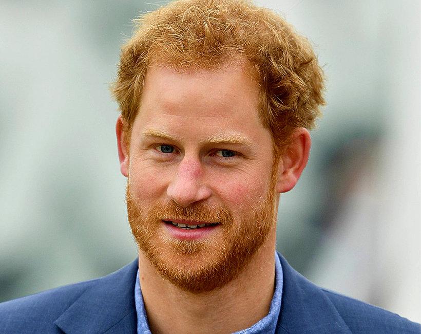 Ślub księcia Harry'ego i Meghan Markle, książę Harry
