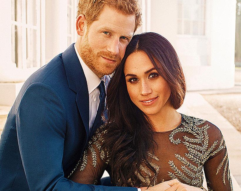 Ślub księcia Harry'ego i Meghan Markle, zdjęcia z zaręczyn